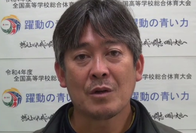 【徳島】村山 孝博氏(徳島県サッカー協会2種委員長)インタビュー